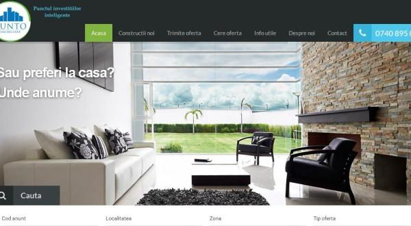 Creare-site-web-agentia-Punto-Imobiliare-Cluj-Napoca
