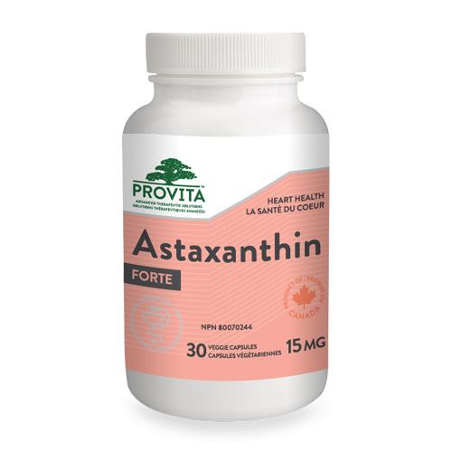 Astaxanthin forte 15 mg