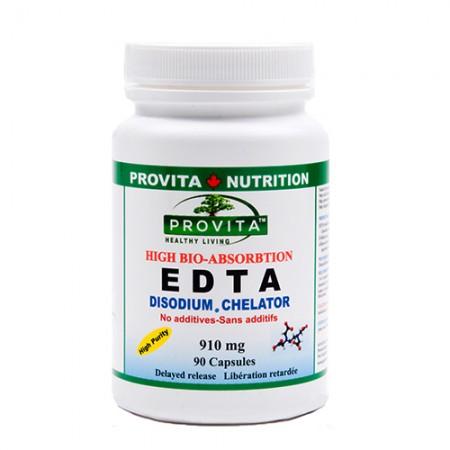 EDTA 910 mg
